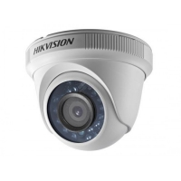 Купольная HD TVI камера от Hikvision - DS-2CE56C2T-IRP