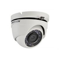 Купольная HD TVI камера от Hikvision - DS-2CE56F1T-ITM