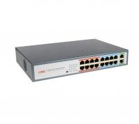 Сетевой коммутатор ONV - POE31016PL