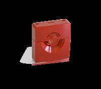 Оповещатель охранно-пожарный звуковой ОПОП 2-35 12В