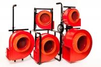 Дымосос ДПЭ-7(*ЦМ) - системы дымоудаления