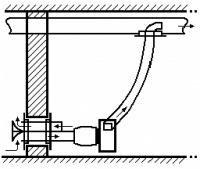 Стыковочный узел УС-1вв - системы дымоудаления