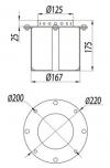 Генератор огнетушащего аэрозоля АГС-2.4