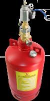 "МПТГ ""PROFFEX"" (65-120-50) - Модули газового пожаротушения"